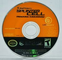 Tom Clancy's Splinter Cell: Pandora Tomorrow (Nintendo GameCube, 2004) Game MINT