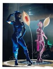 Diane & Elaine Klimaszewski Enterprise Butterfly Twins Signed Photo W/Our COA