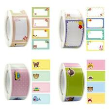 Baby Bottle Labels For Children Waterproof Write On Name Labels Assorted Names
