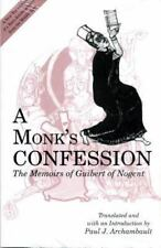 A Monk's Confession: The Memoirs of Guibert of Nogent, Historical, French, Congr