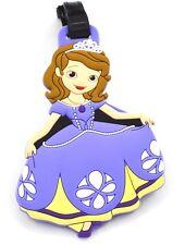 Princess Sofia, Character Travel, Luggage, Baggage, Label, Tag