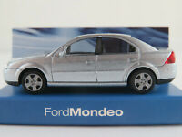 Rietze/Ford Ford Mondeo Limousine (2000-2003) in silbermetallic 1:87/H0 NEU/OVP