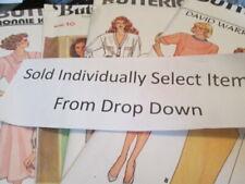 Butterick Women's Uncut Dress Sewing Pattern-Your Choice