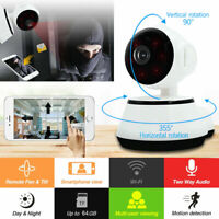 1080P Wireless WIFI IP Kamera Überwachungskamera Webcam Wlan Cam Nachtsicht HK