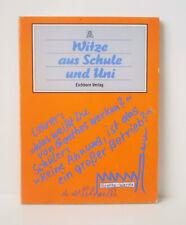 °° Witze aus Schule und Uni - Jacky Dreksler - 1985 °°