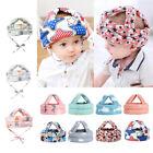 40 53cm Baby Sicherheitsmütze Baumwolle Kopfschutz Kinder Walk