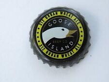 BEER Bottle Crown Cap: GOOSE ISLAND 312 Urban Wheat ** Add'l Caps Only $0.25 S&H