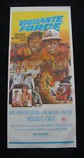 VIGILANTE FORCE movie poster KRIS KRISTOPHERSON JAN MICHAEL VINCENT Original Aus