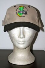 SOUTHERN NEW JERSEY RAIL GROUP Black Tan Adjustable Hat