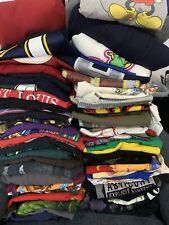 5 Vintage/Regular T-Shirt Mystery Bundle *Read Description*