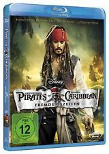 Fluch der Karibik - Pirates of the Caribbean - Fremde Gezeiten[Blu-ray/NEU/OVP]
