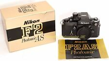 Nikon F2AS Nikon F2 come Photomic 35 mm fotocamera SLR made in Giappone nel 1979 (95% di Menta)