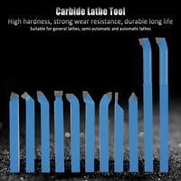 11 Pcs Metal Lathe Tools/Knife Set Bits for Mini Lathe Cutting Tool Turning 12mm