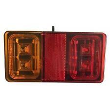 2 x Piloto trasero LED 12 V 24 V LED remolque caravana universal homologado E11