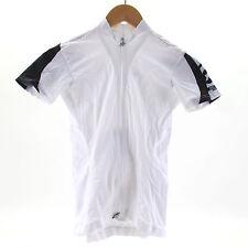 Assos SS.13 Lady Cycling Jersey // Medium // White