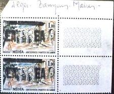 ALGERIE surcharge EA sur timbre de France. Yvert N° 358 x2 neufs sans charnière.