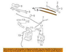 Pontiac GM OEM 09-10 G6-Wiper Blade 25945093