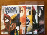 Moon Knight Volume 6 #1-12 Brian Michae Bendis And Alex Maleev