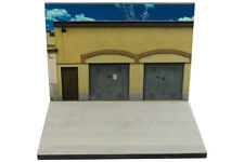 Diorama Box auto / Car garage - 1/64ème | 3 inch - #3in-2-A-A-001