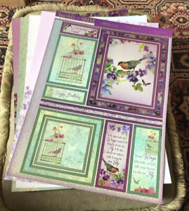 Hunkydory A4 Mirror Magic Sparkle And Shine Topper Set