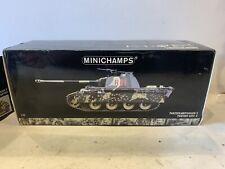 Minichamps 1/35 Panzerkampwagen Panther Ausf. G Diecast Tank New In Box Die Cast