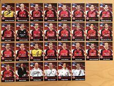 30 Ak 1. FC Nuremberg Autograph Cards 2005-06 Original Signed