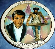 Gregory Peck~Danbury Plate~Hollywood Walk of Fame~