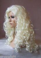 Lots of Volume Long Drag Queen? Womens Curls Fullness Wig U Choose Colour