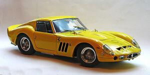Ferrari F1GP Race Car Model Carousel Yellow Gifts For Men