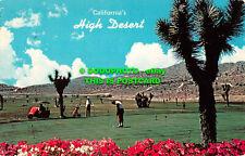 R518591 Californias High Desert. Yucca Valley. Ferris H. Scott. Western Resort P