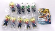 Dragon Ball UDM Burst 22 Mini Figure Mascot x10 Trunks Zamasu Hit Anime F/S