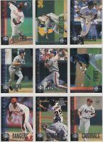 1998 Upper Deck Baseball Team Sets **Pick Your Team**