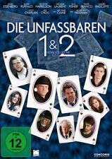 Die Unfassbaren - Now you see me 1&2  [2 DVDs]
