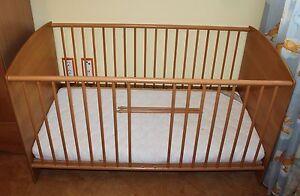 Paidi Zimmer Komplett Kinderzimmer Babyzimmer Schrank Bett Kommode Massiv Holz