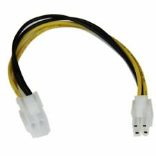"""Startech.com 8in Atx12v 4 Pin P4 Cpu Power Extension Cable - 8"""" (atxp4ext)"""