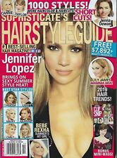 Sophisticate's Hairstyle Guide  October  2018 Jennifer Lopez