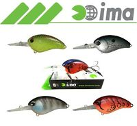 IMA PIN JACK 200 PJ200 CRANKBAIT BASS STRIPER FISHING LURES SELECT VARIOUS COLOR