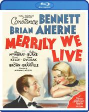 Merrily We Live (Blu-ray) RESTORED w/Constance Bennett, Billie Burke