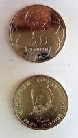 TAJIKISTAN Full set 2018 6 coins
