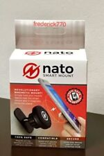 Nato Smart Mount ~ Magnetic Car Dash Mount ~ New in Box ~ Cellphone ~ Tablet