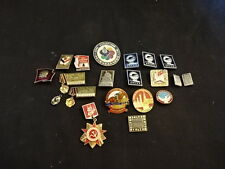Collecitble Russian Russia USSR Pin LOT The Preakness Colorful KRYN3