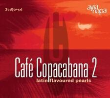 CAFE COPACABANA = Yonderboi/Timewriter/DNA/Mystic..=2CD= LATIN DOWNTEMPO NU JAZZ