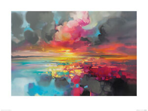 Scott Naismith Unframed Art Prints of Scotland Seascapes Landscape Huge Range