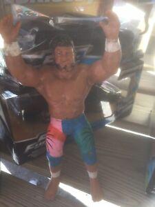 "RARE! 1989 WWF LJN HAKU Titan Sports 8"" Vintage Wrestling Action Figure Series 6"