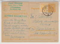 Bizone/AM-Post, P 905 ZusFr Mi. 13, Bielefeld (Hillegossen), 12.3.46