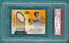 2012 Topps Tribute W/S Swatches, Paul O'Neill Game Used Bat - #PO PSA 10! Yankee