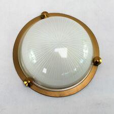 Original Plafoniere Deckenlampe Holophane Lampe  ceiling lamp
