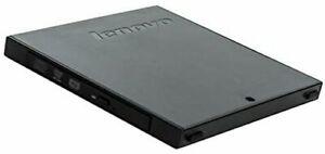 Lenovo ThinkCentre Slim External DVD Writer 04X2176 Tiny 2X USB-A 1x USB-B