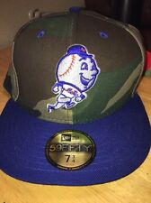 My Mets Camouflage Baseball Cap 7 3/4 New Era 59fifty