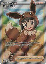 Poke Kid - 70/72 - Full Art Ultra Rare Shining Fates Pokemon NM